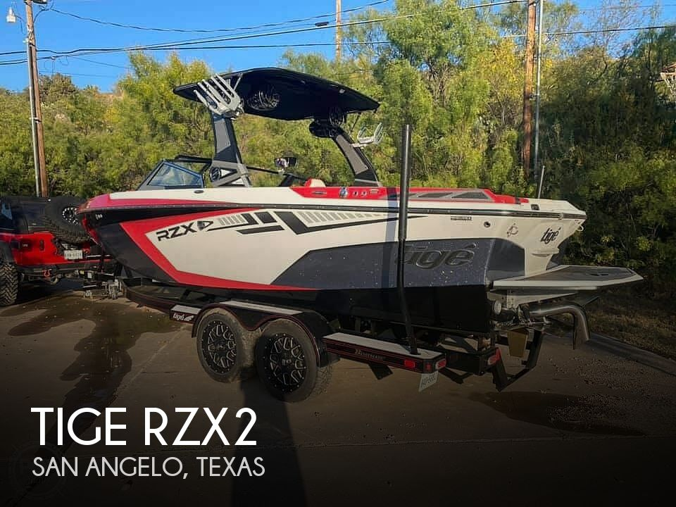 Used Tige Boats For Sale by owner | 2018 Tige RZX2