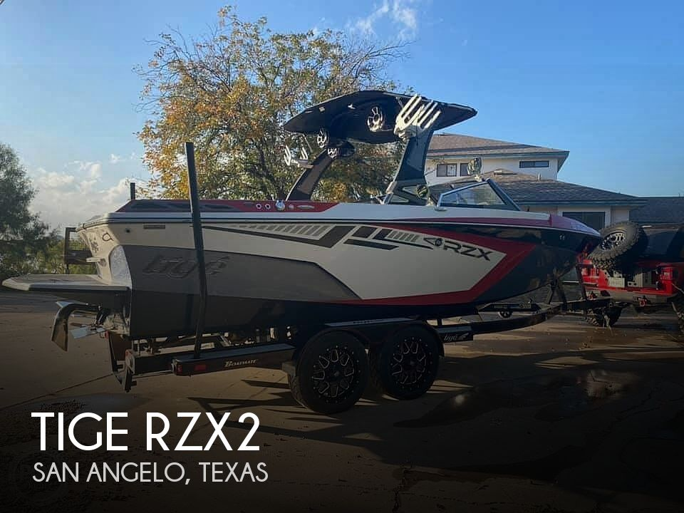 2018 Tige boat for sale, model of the boat is RZX2 & Image # 1 of 21