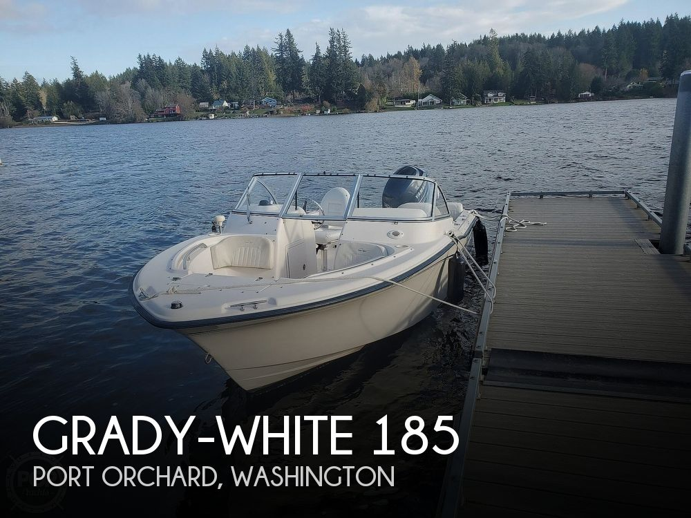 Used Grady-White Boats For Sale in Washington by owner | 2006 Grady-White Tournament 185