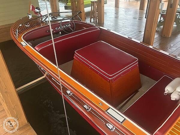 1955 Chris Craft boat for sale, model of the boat is Continental & Image # 8 of 31