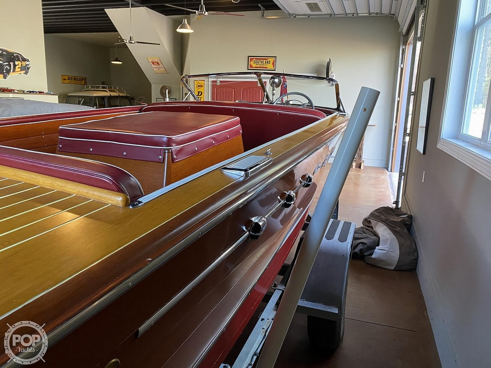 1955 Chris Craft boat for sale, model of the boat is Continental & Image # 9 of 31