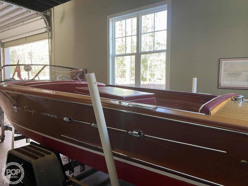 1955 Chris Craft boat for sale, model of the boat is Continental & Image # 10 of 31