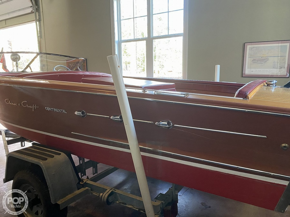1955 Chris Craft boat for sale, model of the boat is Continental & Image # 12 of 31