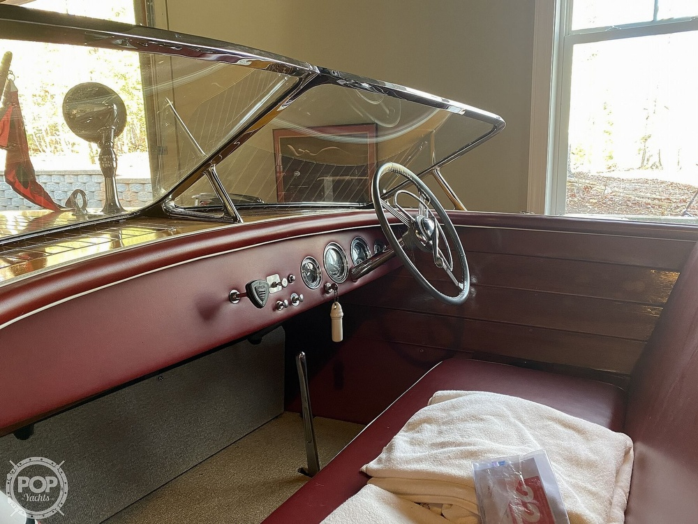 1955 Chris Craft boat for sale, model of the boat is Continental & Image # 5 of 31