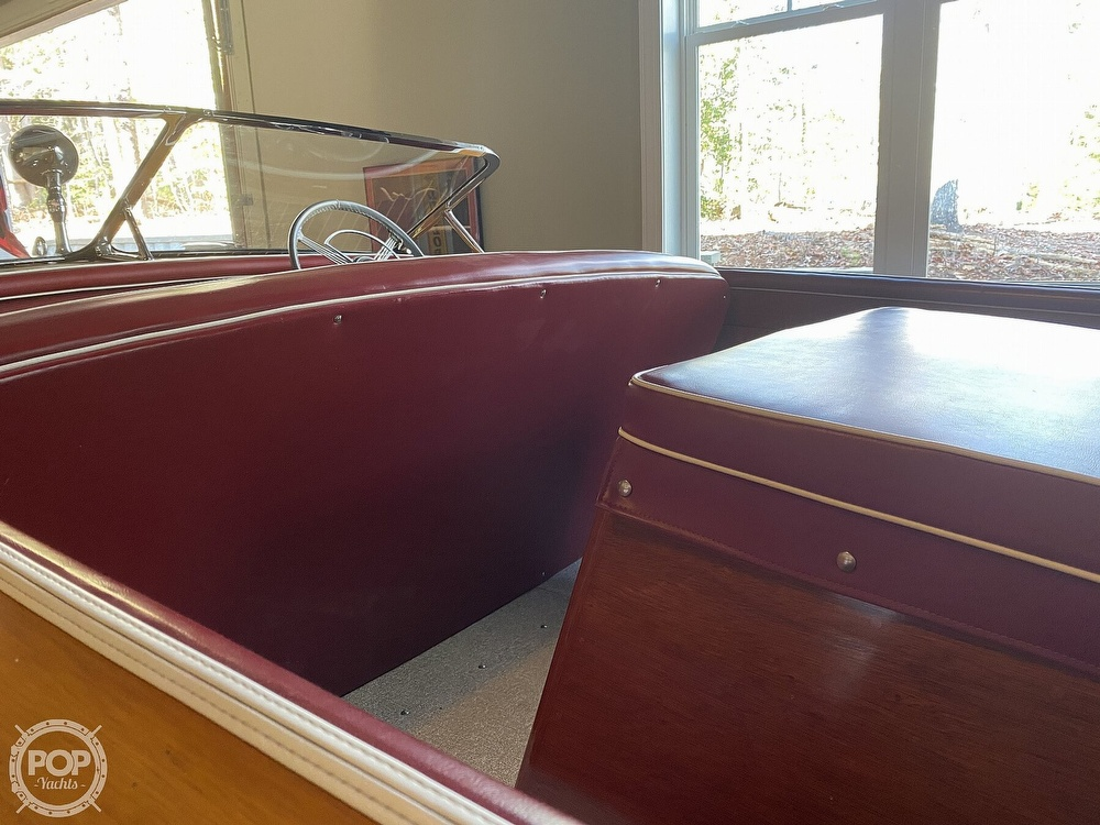 1955 Chris Craft boat for sale, model of the boat is Continental & Image # 6 of 31