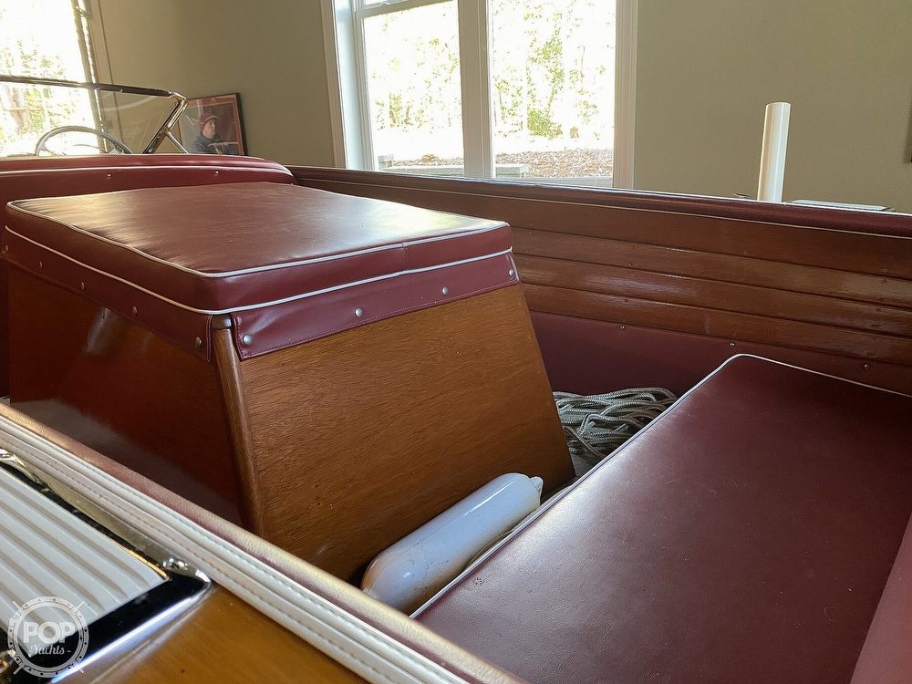 1955 Chris Craft boat for sale, model of the boat is Continental & Image # 7 of 31