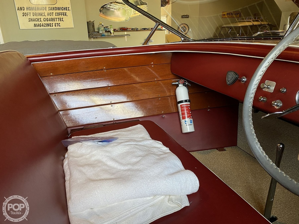 1955 Chris Craft boat for sale, model of the boat is Continental & Image # 15 of 31