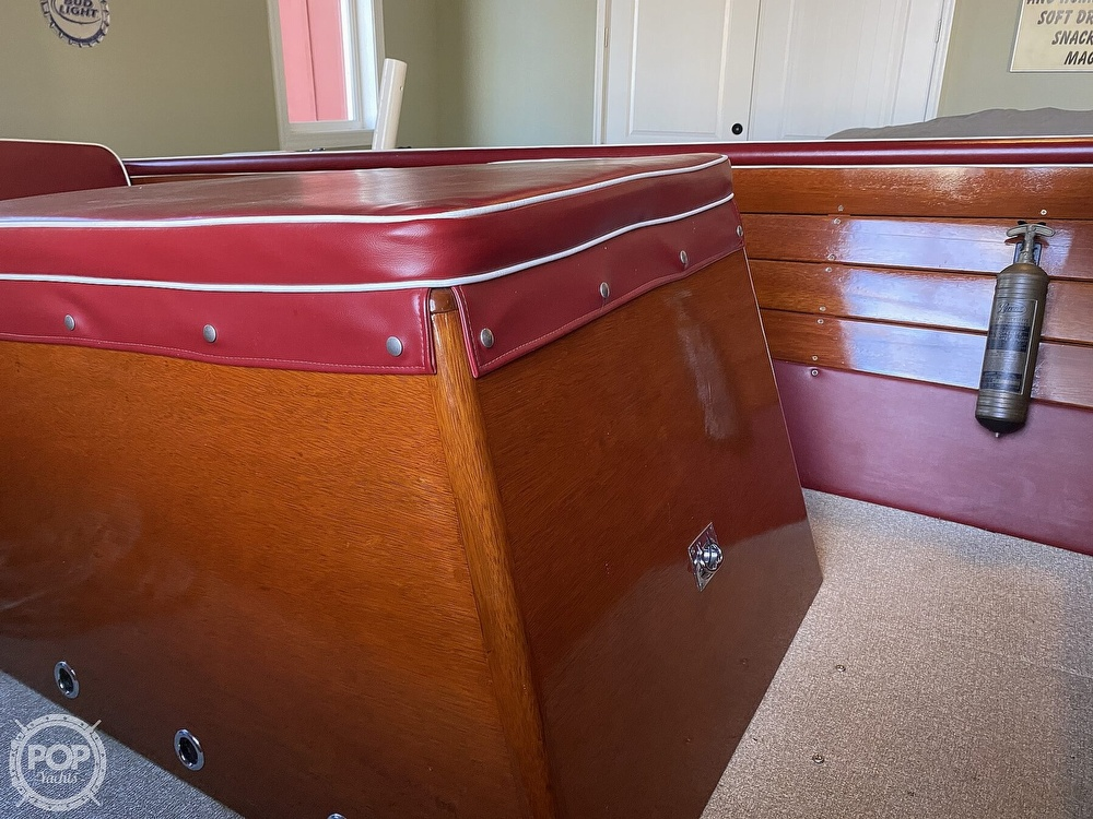 1955 Chris Craft boat for sale, model of the boat is Continental & Image # 17 of 31