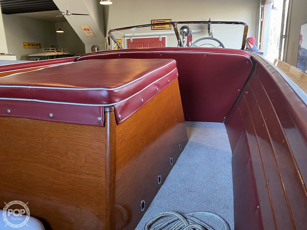 1955 Chris Craft boat for sale, model of the boat is Continental & Image # 18 of 31