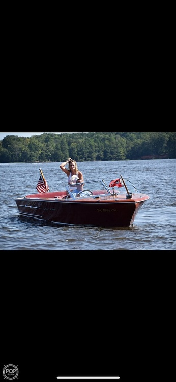 1955 Chris Craft boat for sale, model of the boat is Continental & Image # 27 of 31