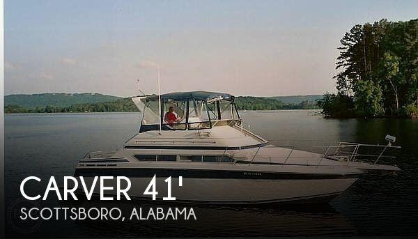 Used Carver Santego Boats For Sale by owner | 1989 41 foot Carver Santego Sea EAgle