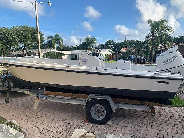 1973 Mako boat for sale, model of the boat is 19 & Image # 2 of 18