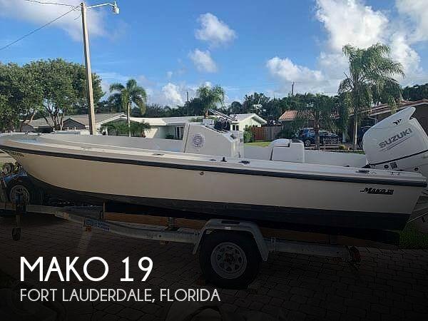 1973 MAKO 19 for sale