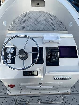 1973 Mako boat for sale, model of the boat is 19 & Image # 4 of 18