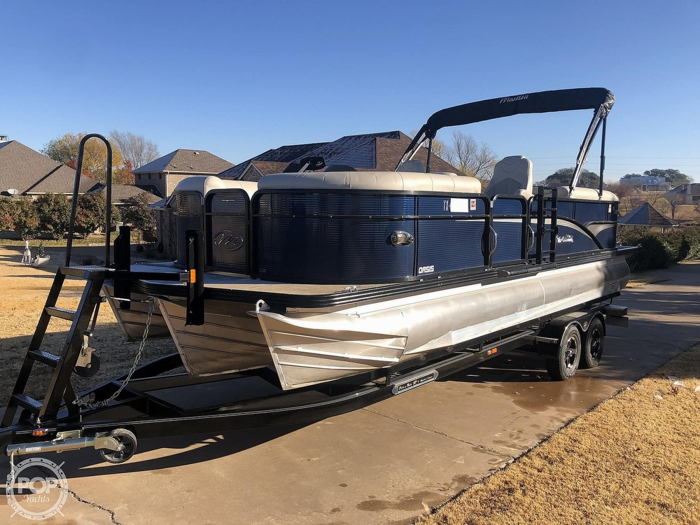 2018 Manitou boat for sale, model of the boat is 23 Oasis SHP & Image # 9 of 40