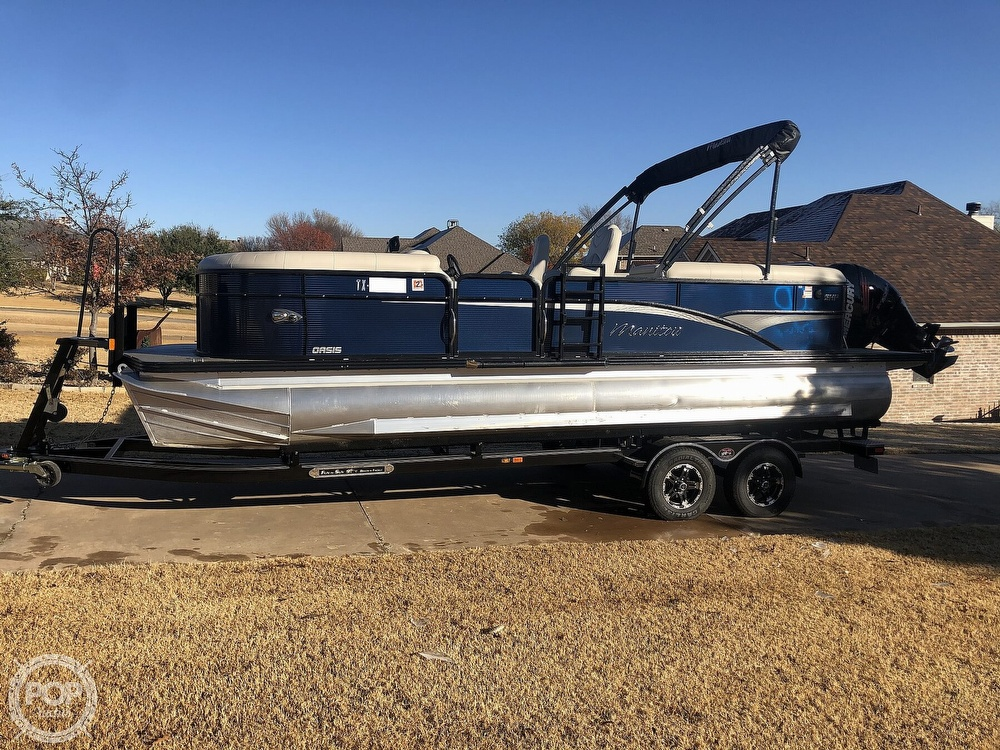 2018 Manitou boat for sale, model of the boat is 23 Oasis SHP & Image # 10 of 40