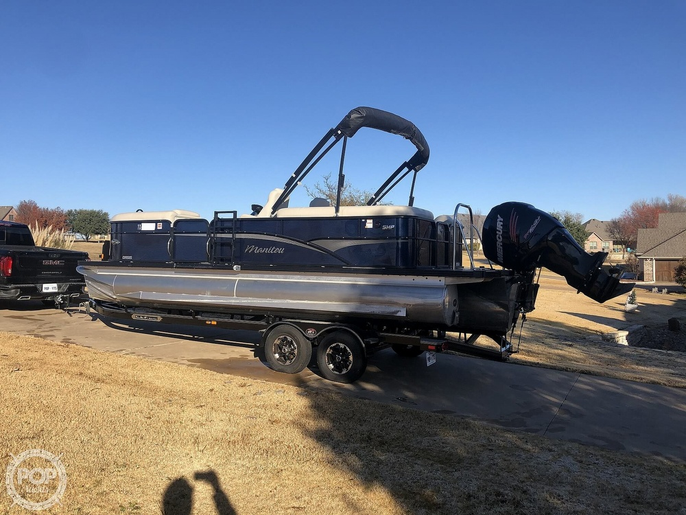 2018 Manitou boat for sale, model of the boat is 23 Oasis SHP & Image # 14 of 40
