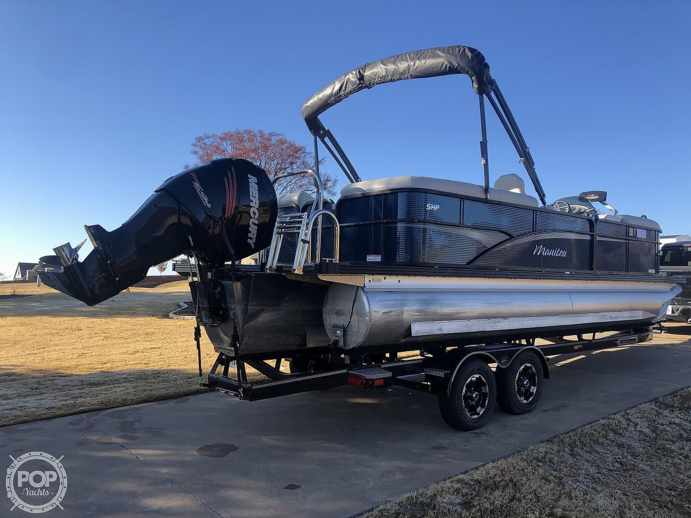 2018 Manitou boat for sale, model of the boat is 23 Oasis SHP & Image # 19 of 40