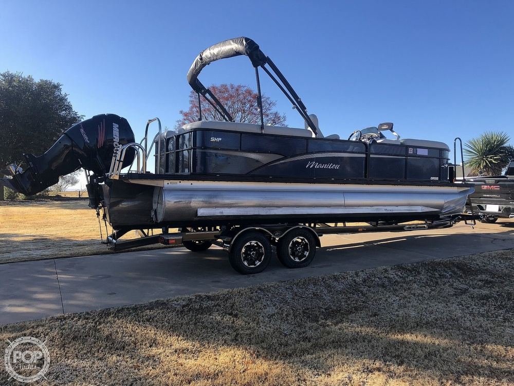2018 Manitou boat for sale, model of the boat is 23 Oasis SHP & Image # 20 of 40