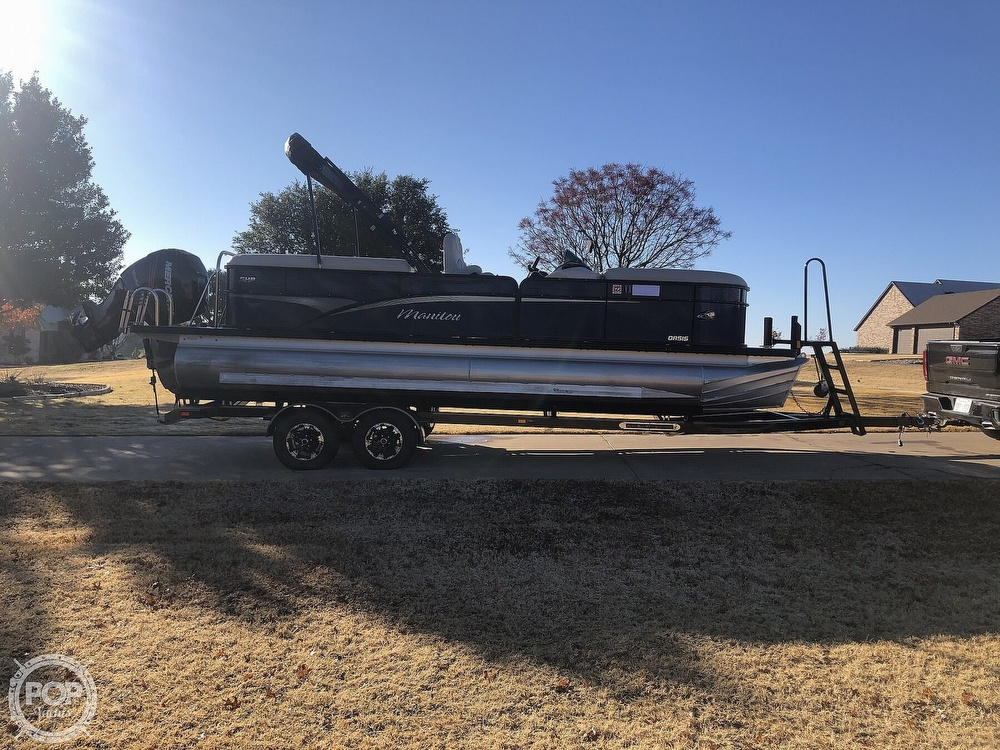2018 Manitou boat for sale, model of the boat is 23 Oasis SHP & Image # 22 of 40