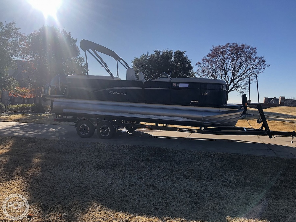 2018 Manitou boat for sale, model of the boat is 23 Oasis SHP & Image # 23 of 40