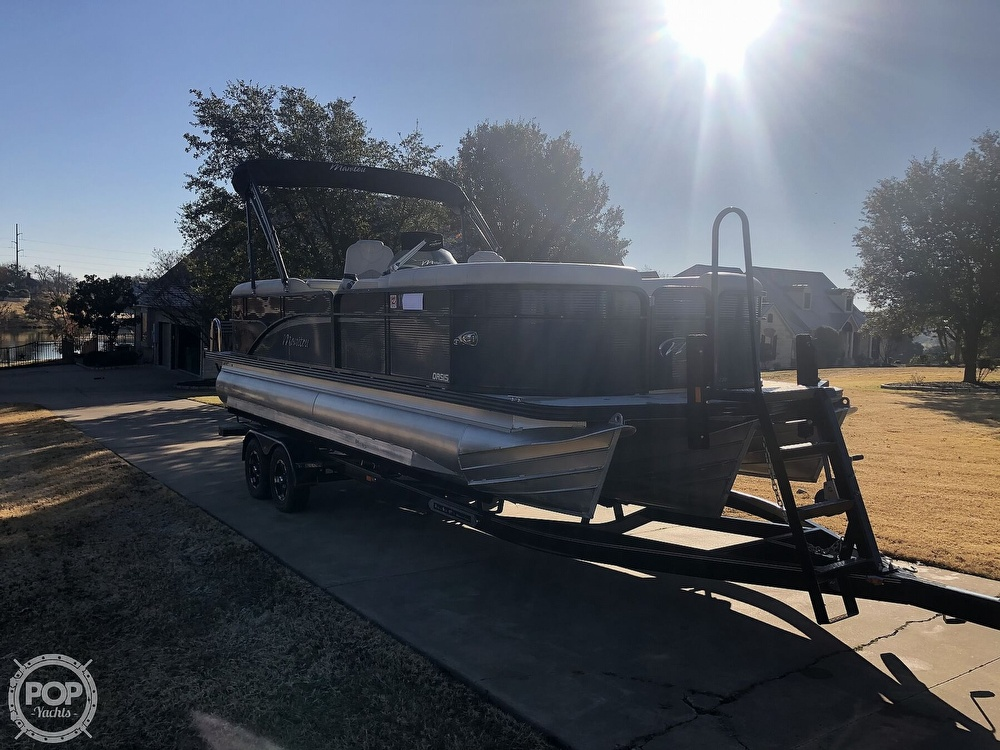 2018 Manitou boat for sale, model of the boat is 23 Oasis SHP & Image # 24 of 40
