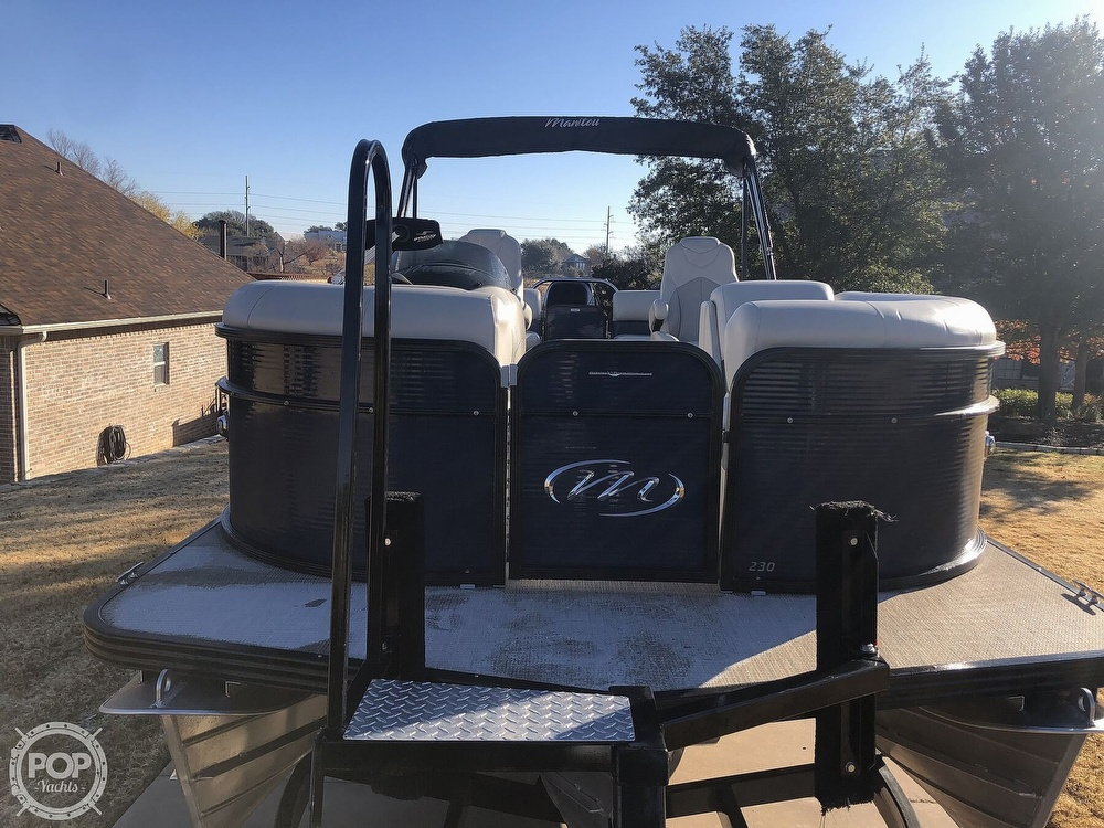 2018 Manitou boat for sale, model of the boat is 23 Oasis SHP & Image # 28 of 40