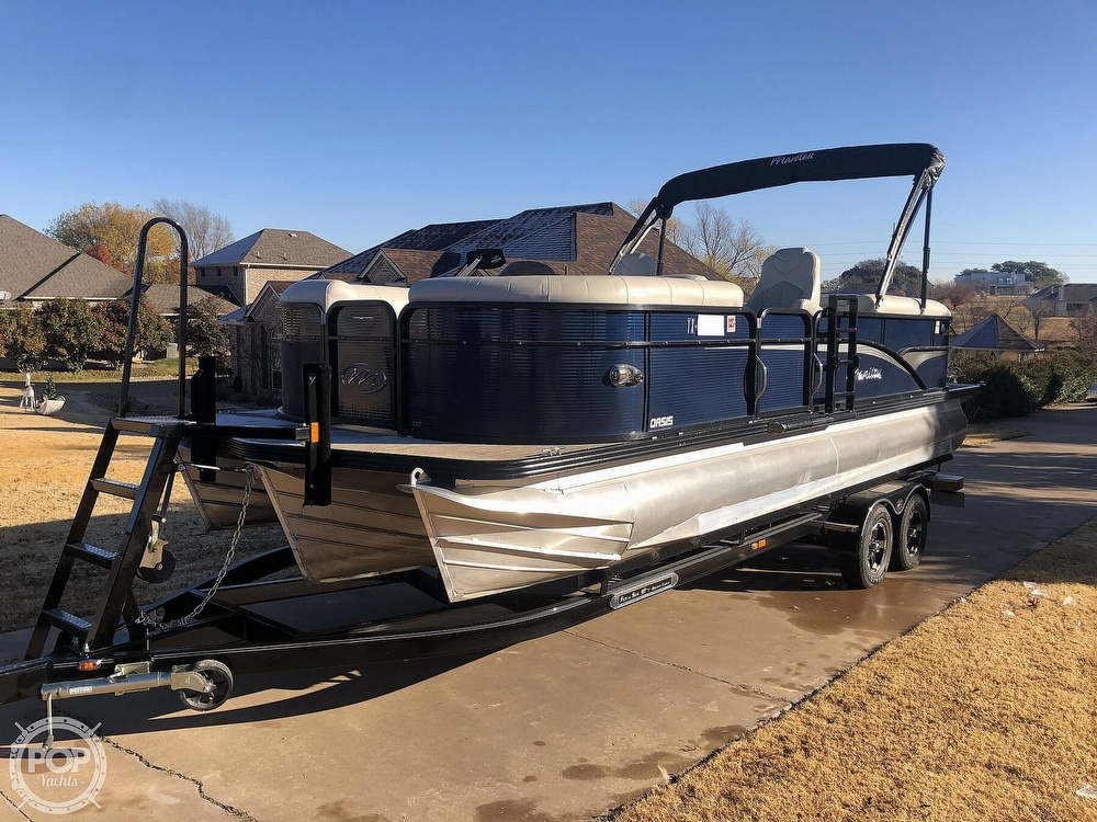 2018 Manitou boat for sale, model of the boat is 23 Oasis SHP & Image # 29 of 40