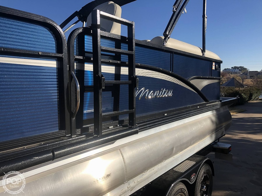 2018 Manitou boat for sale, model of the boat is 23 Oasis SHP & Image # 40 of 40
