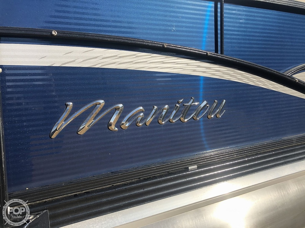 2018 Manitou boat for sale, model of the boat is 23 Oasis SHP & Image # 2 of 40