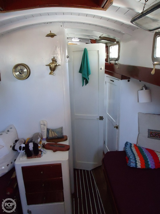 1939 Lawley boat for sale, model of the boat is 35 Weekender & Image # 10 of 11
