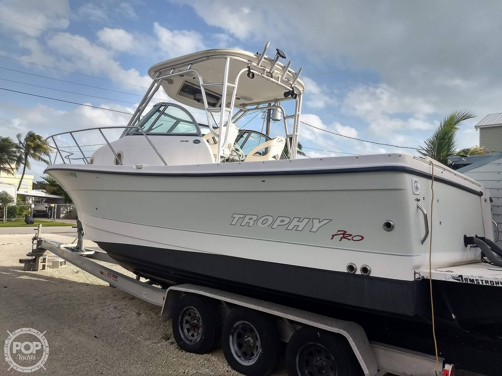 2004 Trophy boat for sale, model of the boat is 2902 & Image # 12 of 40