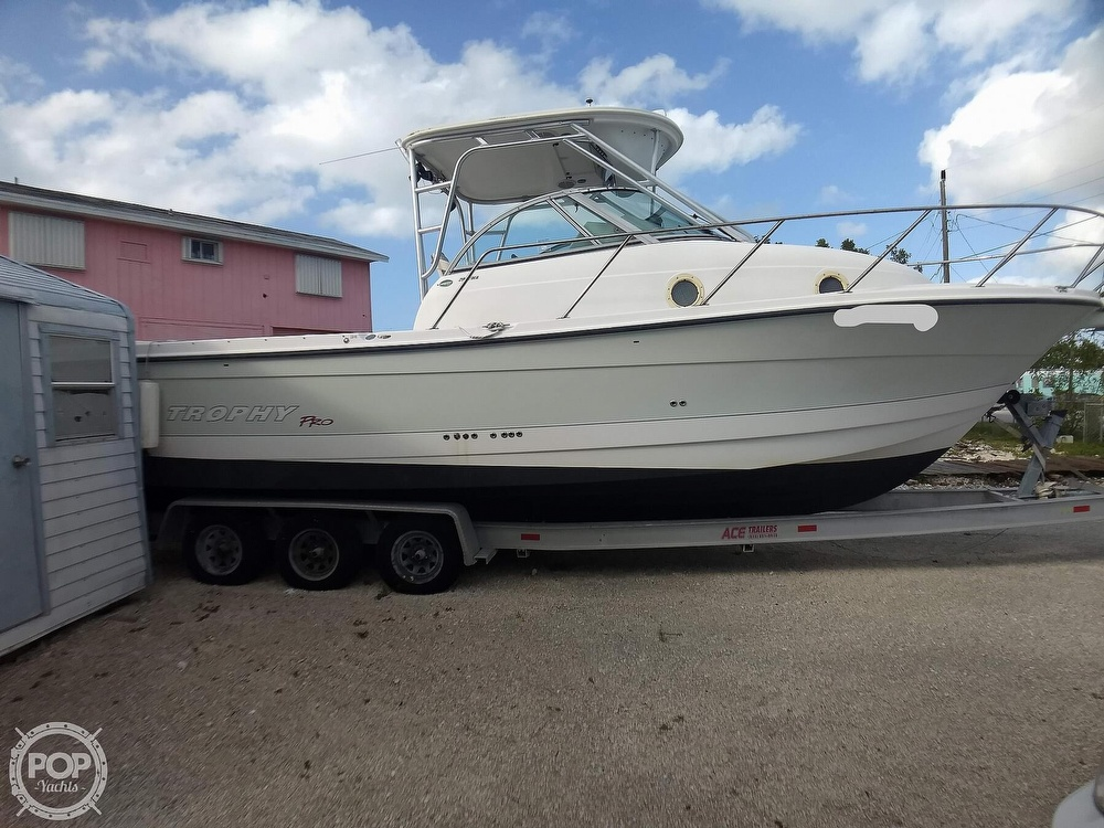 2004 Trophy boat for sale, model of the boat is 2902 & Image # 15 of 40