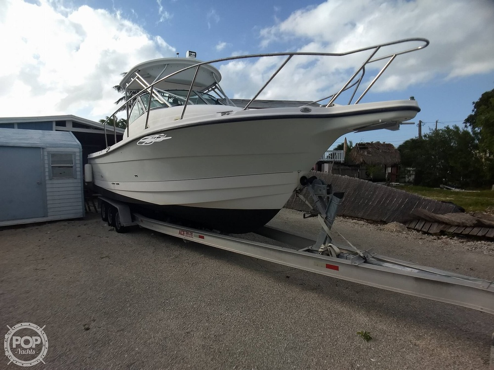 2004 Trophy boat for sale, model of the boat is 2902 & Image # 16 of 40