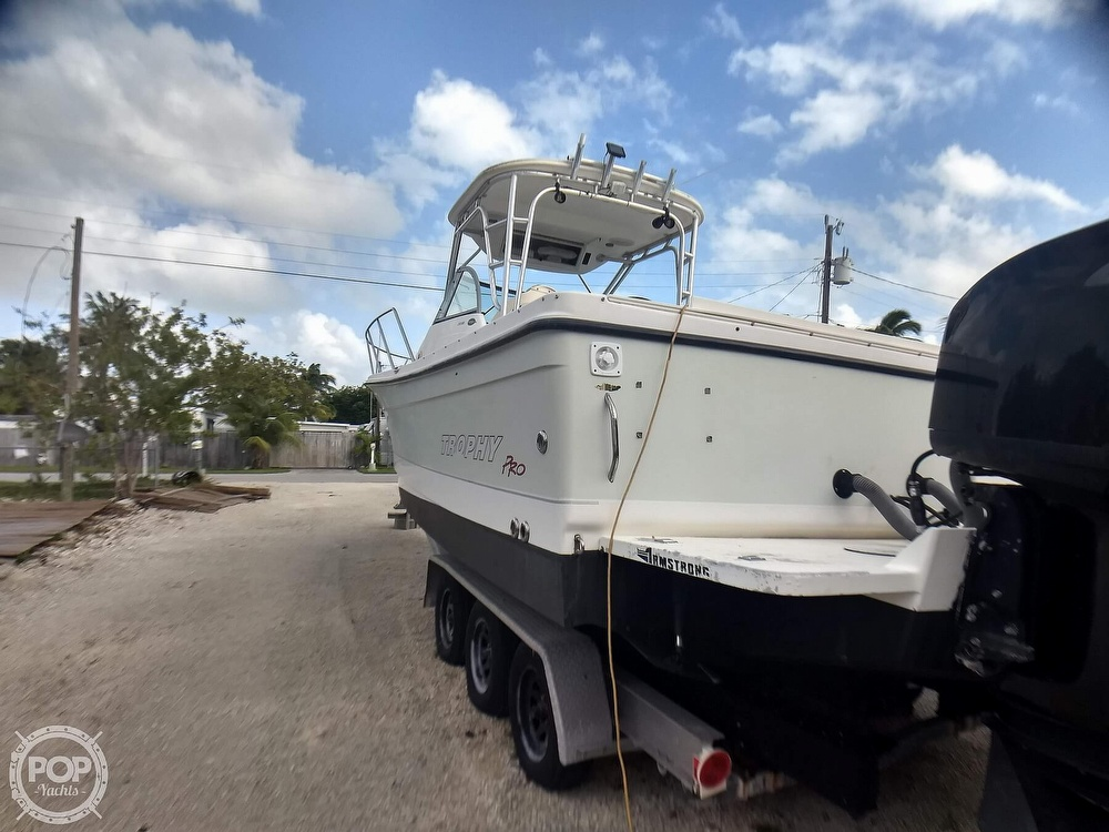 2004 Trophy boat for sale, model of the boat is 2902 & Image # 37 of 40