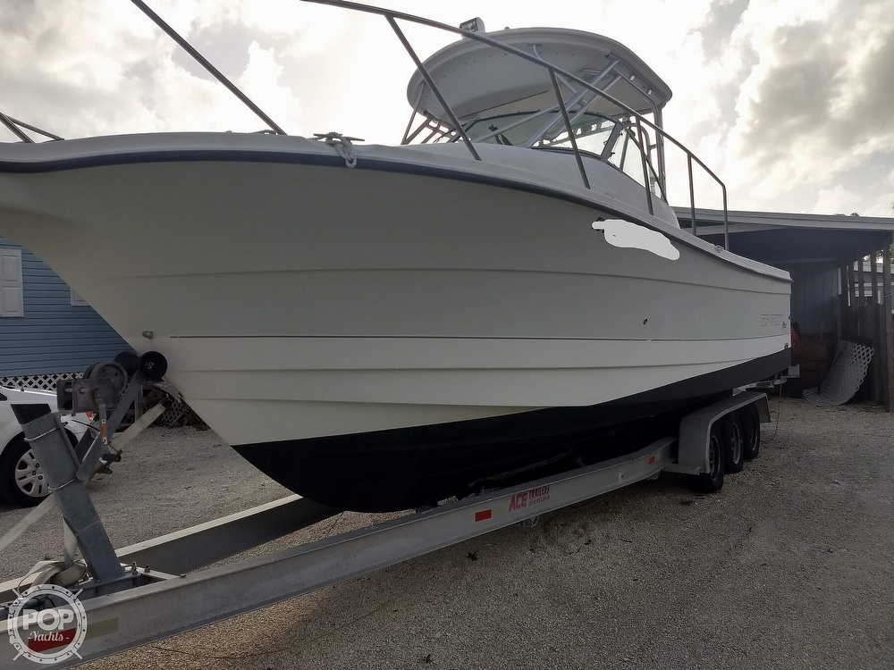 2004 Trophy boat for sale, model of the boat is 2902 & Image # 11 of 40