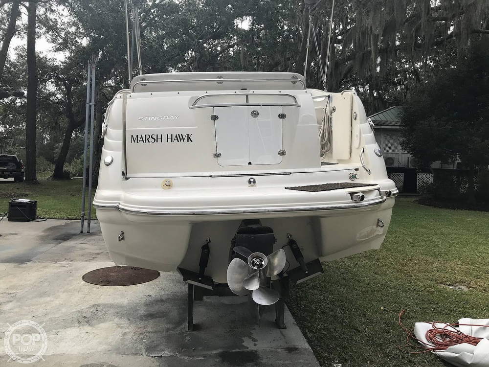 2008 Stingray boat for sale, model of the boat is CS250 & Image # 10 of 40