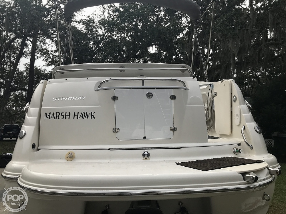 2008 Stingray boat for sale, model of the boat is CS250 & Image # 11 of 40