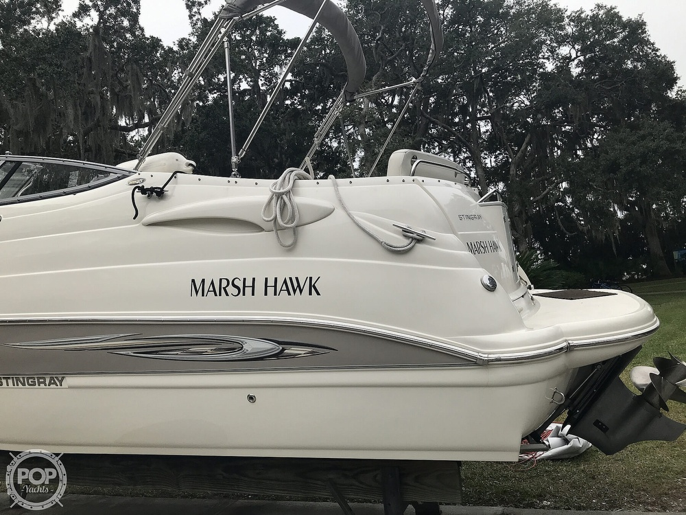 2008 Stingray boat for sale, model of the boat is CS250 & Image # 16 of 40