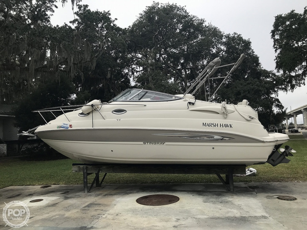 2008 Stingray boat for sale, model of the boat is CS250 & Image # 18 of 40