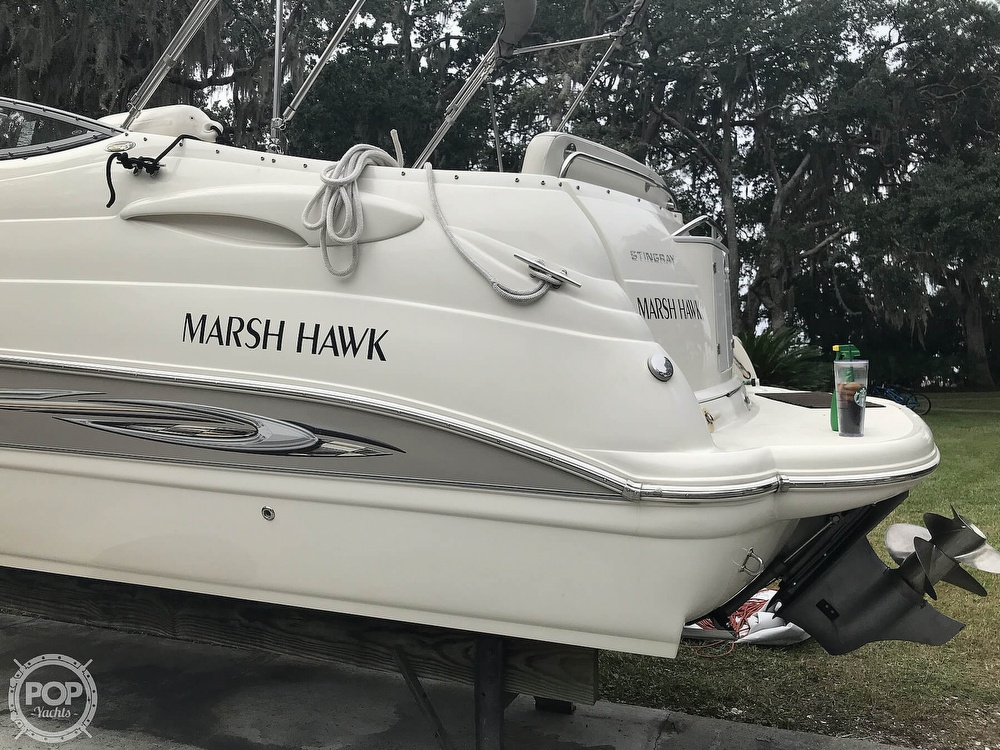 2008 Stingray boat for sale, model of the boat is CS250 & Image # 31 of 40