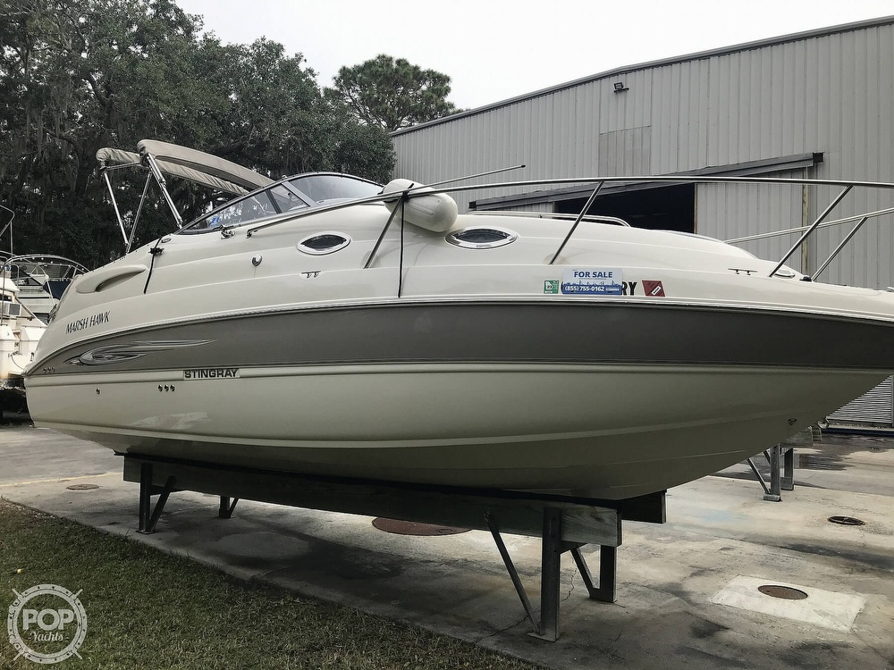 2008 Stingray boat for sale, model of the boat is CS250 & Image # 36 of 40