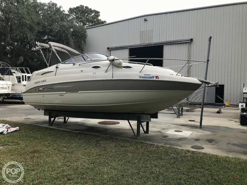 2008 Stingray boat for sale, model of the boat is CS250 & Image # 37 of 40