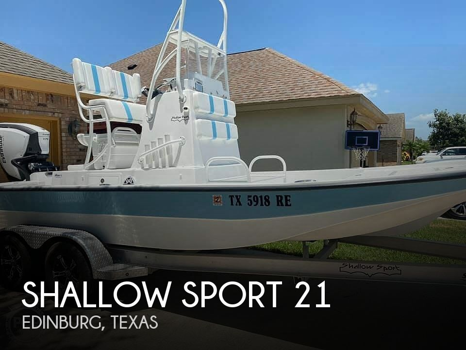 Used Boats For Sale in Brownsville, Texas by owner | 2019 Shallow Sport 21