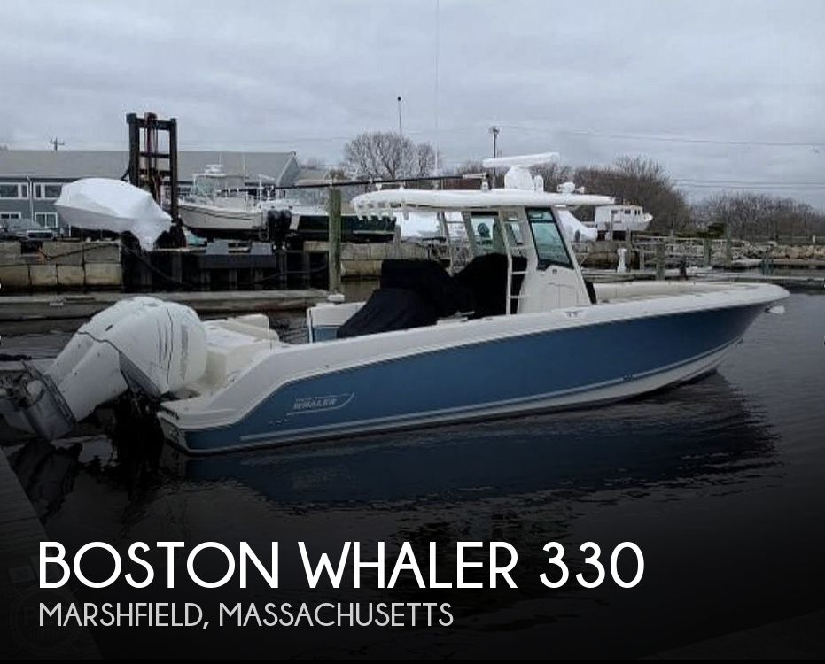 Used Boston Whaler Boats For Sale by owner | 2018 Boston Whaler 330 Outrage