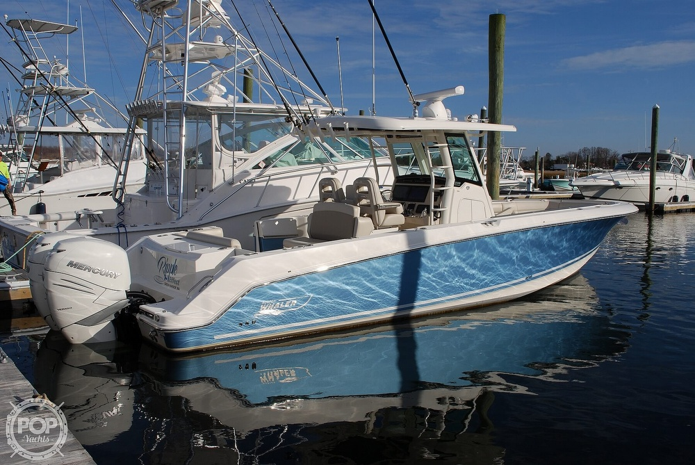 2018 Boston Whaler boat for sale, model of the boat is 330 Outrage & Image # 3 of 40