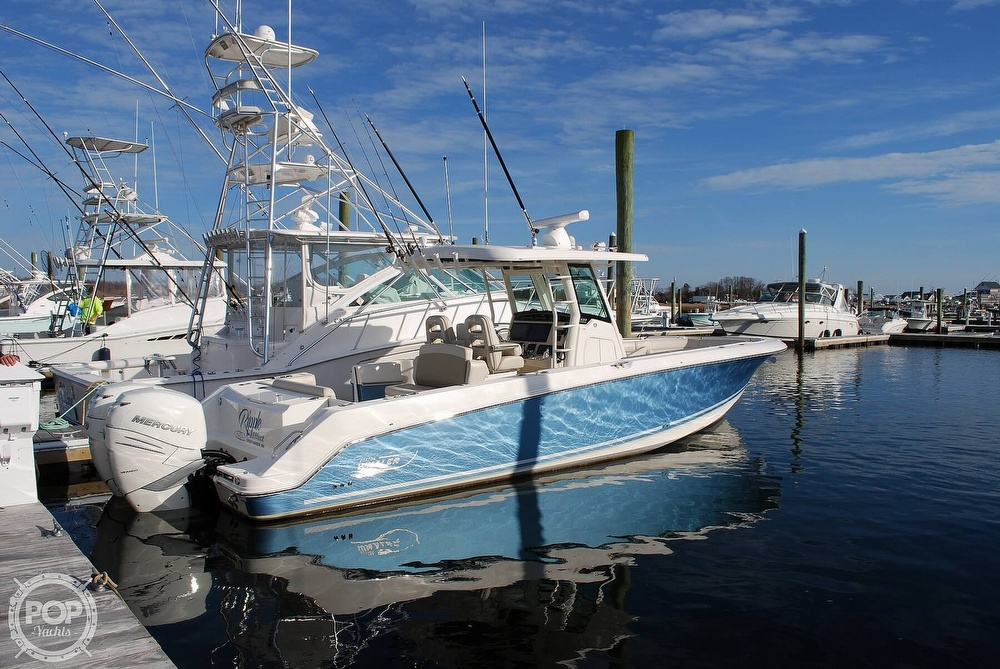 2018 Boston Whaler boat for sale, model of the boat is 330 Outrage & Image # 4 of 40