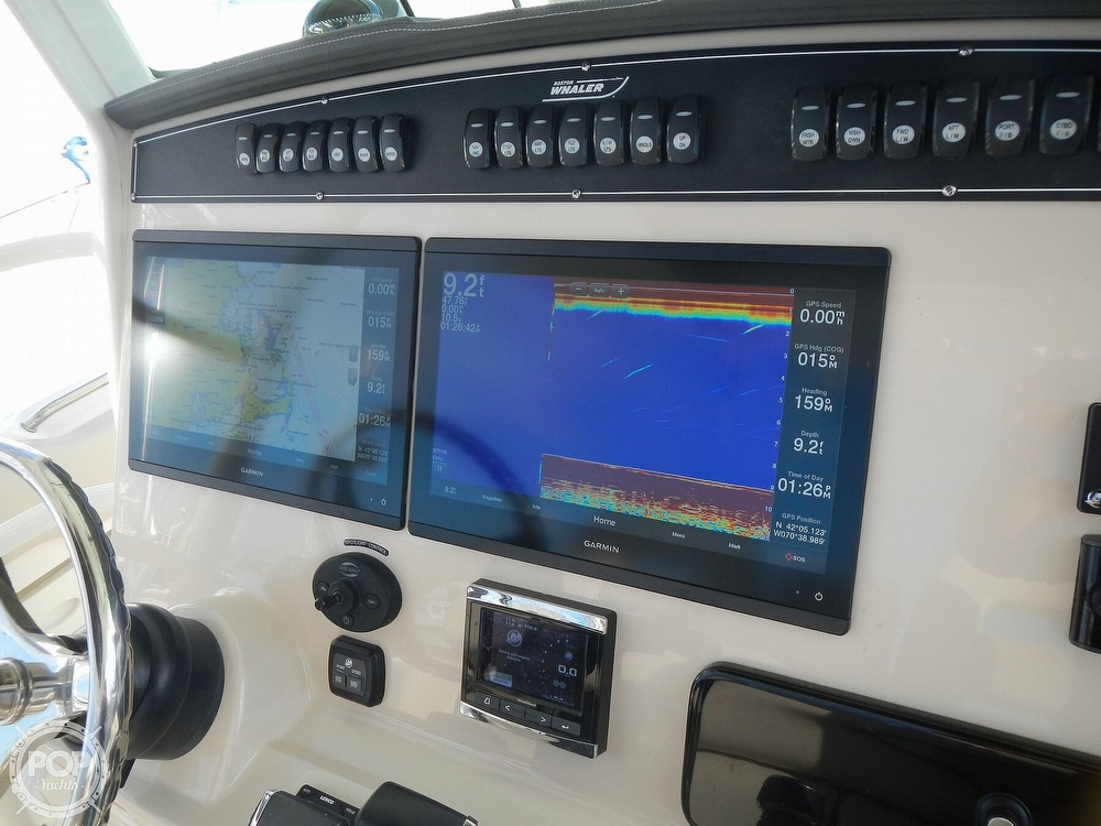 2018 Boston Whaler boat for sale, model of the boat is 330 Outrage & Image # 30 of 40