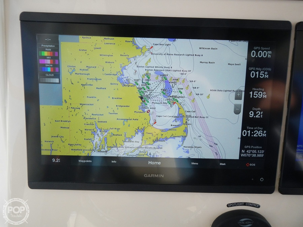 2018 Boston Whaler boat for sale, model of the boat is 330 Outrage & Image # 33 of 40