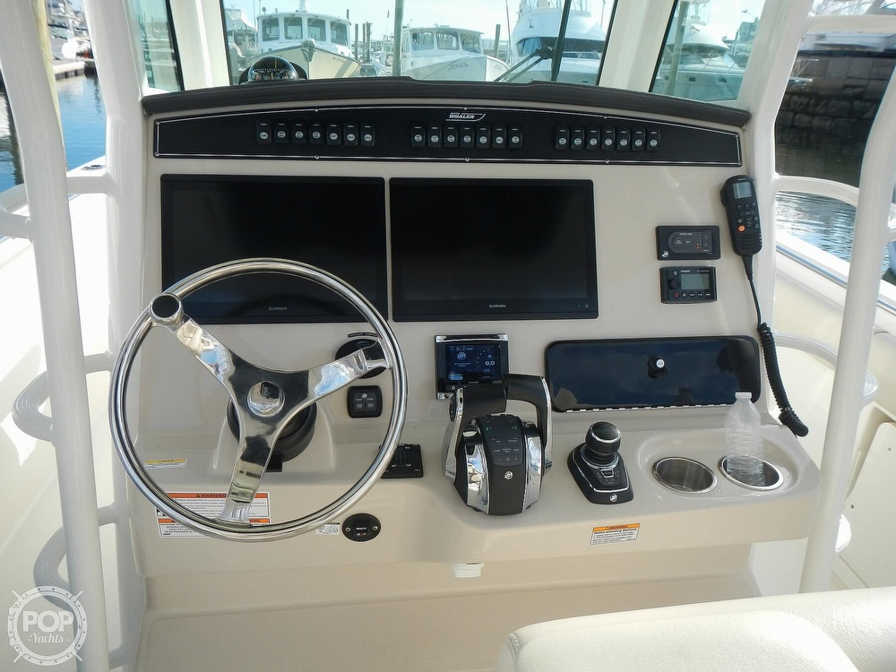 2018 Boston Whaler boat for sale, model of the boat is 330 Outrage & Image # 26 of 40